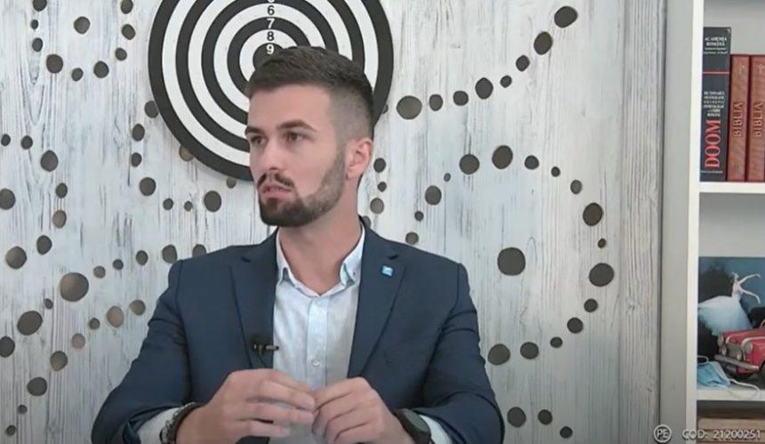 """Nicolae Pavelean, candidat USR-Plus: """"Militez pentru acoperirea tuturor zonelor din Bistrița cu utilitățile de bază"""""""