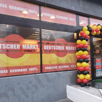 Cauți produse germane, originale?? Le găsești în magazinele Deutscher Markt, pe Decebal și la Sens