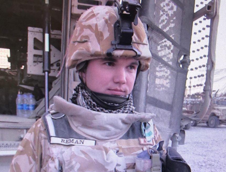 VIDEO: Unul din militarii răniți în Afganistan e bistrițean