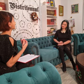 """VIDEO – Soluțiile unor întreprinzători din Bistrița, în pandemie: """"Trebuie să ai mare încredere în tine"""", afirmă Corina Cotu"""