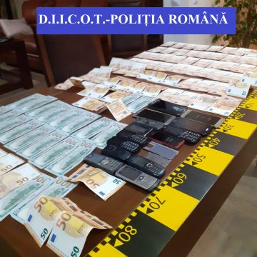 Percheziții de amploare în Bistrița-Năsăud și Maramureș. Cinci persoane au fost reținute!