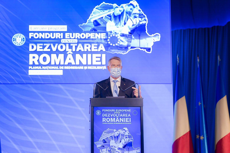 """Iohannis: """"Am obţinut pentru România 80 miliarde euro"""". Orban: """"Vom avea o  dezvoltare accelerată"""" - Bistriteanul - Afla primul"""