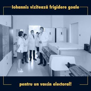 PSD BN: Votați ca să vă salvați!