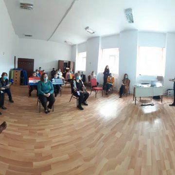 FOTO: În premieră, la Școala Gimnazială Romuli!
