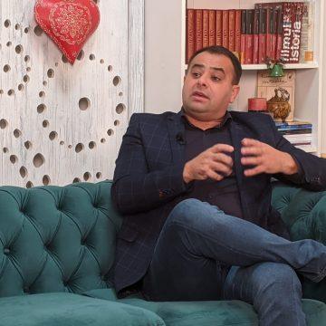 """VIDEO – Valentin Grapini, primarul din Rodna: """"Scepticii vor spune că regionalizarea este cu două tăișuri"""""""