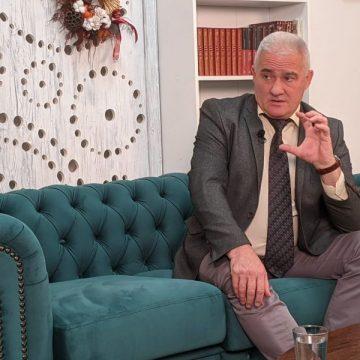 VIDEO:  Primarul Vasile Borș, despre lucrările care se vor derula la Maieru, în lunile următoare