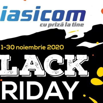 Black Friday la BIASICOM! VEZI ofertele: