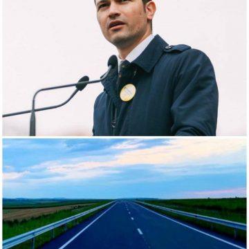 Robert Sighiartău – Guvernul PNL investește în dezvoltarea județului nostru: Vom avea centură ocolitoare la Beclean!