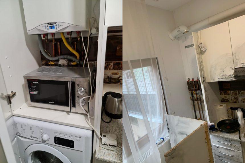 ȘOCANT: Chiriașii i-au devalizat casa! Au luat la plecare inclusiv centrala termică