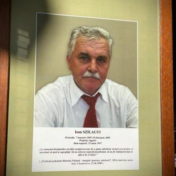 S-a stins din viață Ioan Szilagyi, prefect de Bistrița – Năsăud în anii 2005 – 2009