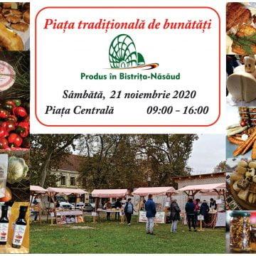 Piața Produs în Bistrița Năsăud, cu program prelungit!