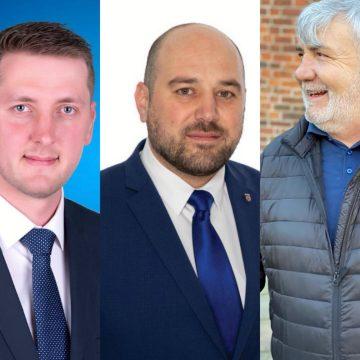 Liberalii sar la gâtul lui Ionuț Simionca după ce a bătut palma cu PSD în Consiliul Județean