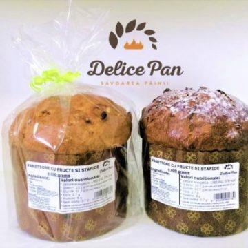 FOTO: DELICE PAN ne oferă câteva SURPRIZE delicioase, de sărbători! Vor fi disponibile în și mai multe magazine