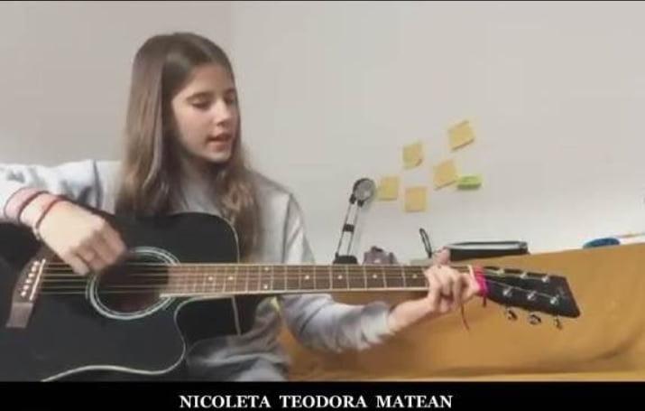 EXTRA: Două surori din Bistrița, pe podium, la același festival de muzică!