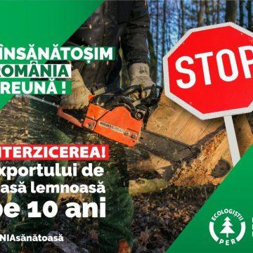 Silviu Rus (PER BN): Adevăratul jaf din pădurile noastre