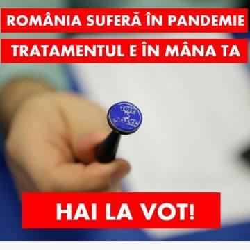 Emil Radu Moldovan: Ieșiți la vot și alegeți siguranța unui trai mai bun!