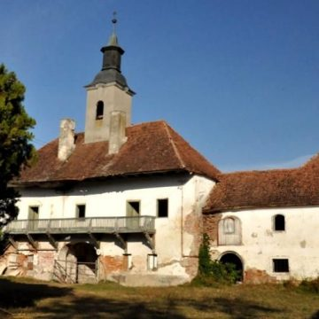 FOTO – Uneori legendele se dovedesc a fi reale: Descoperiri senzaționale la castelul Teleki din Posmuș!