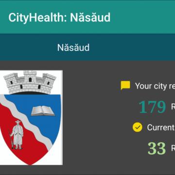 Primăria Năsăud premiază TOP 5 cele mai votate sesizări de pe City Health!