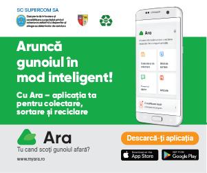 Colectarea deșeurilor din judeţul Bistriţa-Năsăud devine mai simplă, printr-o aplicație pe telefonul mobil