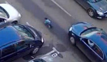 Dosar penal pentru șoferița ce a lovit un copilaș în Subcetate și apoi a plecat