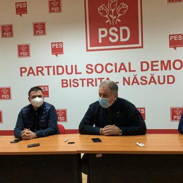 VIDEO:  Cum au reacționat liderii PSD și PNL Bistrița-Năsăud, după finalul votului la alegerile parlamentare