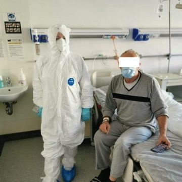Sinuciderea femeii infectate cu Covid de la Spital a schimbat protocoalele. Ce fac acum psihologii unității medicale: