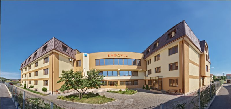 BISTRIȚA: Sanovil deschide unul dintre cele mai mari și moderne spitale de recuperare din regiune!