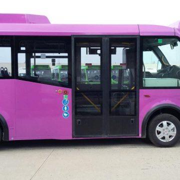 Primele autobuze electrice ajung la Beclean