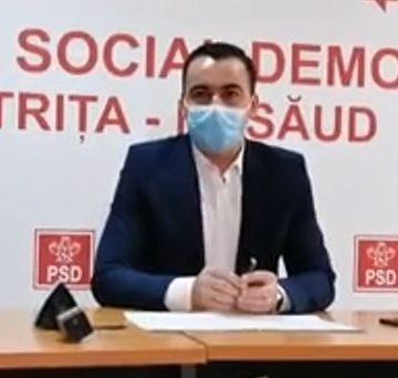 VIDEO – Deputatul Bogdan Ivan: Când sindicaliștii din sănătate își cereau drepturile, prefectul era plecat să-și păzească locul la București