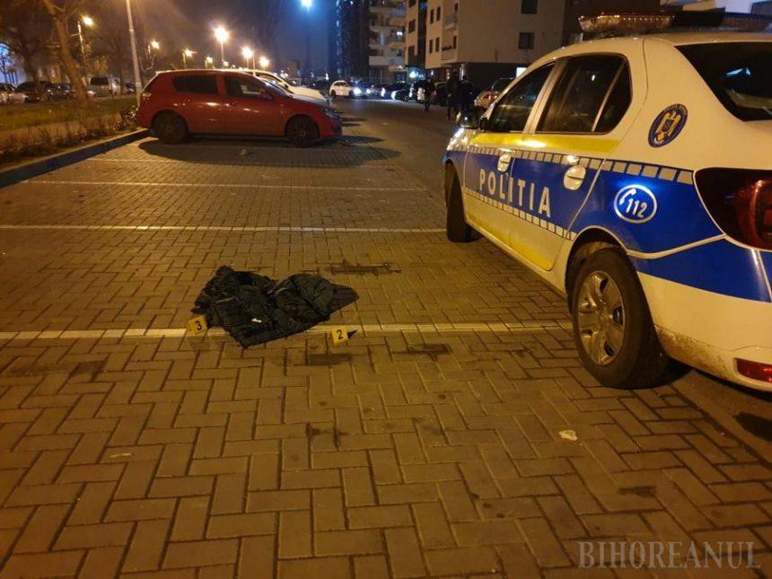 FOTO/VIDEO – ȘOCANT: Un fost șef de Poliție Locală și-a înjunghiat iubita în plină stradă