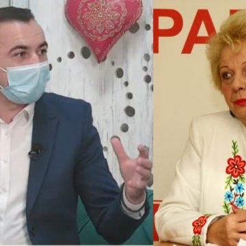 Deputatul Bogdan Ivan: Ce a pățit Doina Pană, o formă de atac terorist !