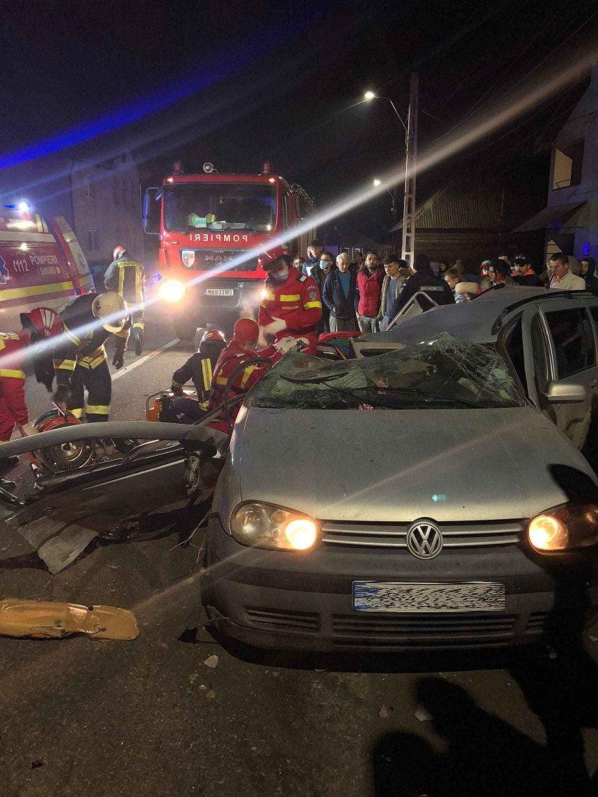 FOTO/VIDEO – RODNA: Și-a omorât prietenul după ce a apăsat prea tare pedala de accelerație