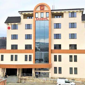 FOTO: Cum arată noul spital de recuperare Sanovil!