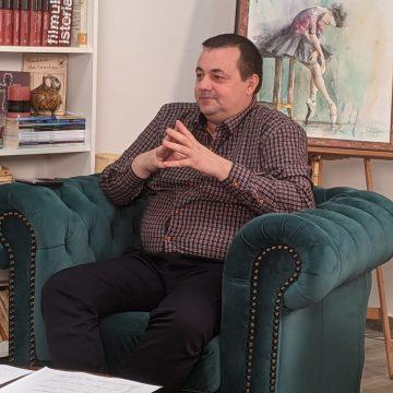 """VIDEO – Sorin Avram, primarul din Leșu: """"Am avut probleme foarte mari. Încă n-am găsit o soluție"""""""