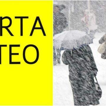 Vremea se schimbă BRUSC! România, lovită de un val de aer siberian