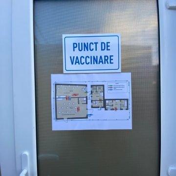 Încă trei centre de vaccinare deschise pentru cei din etapa a II-a!