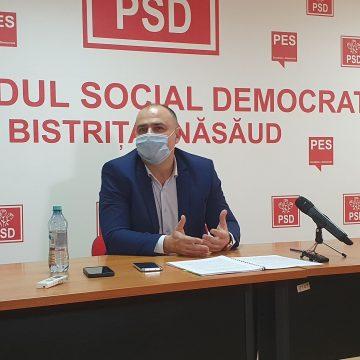 VIDEO – Niculae: Câștigam și dacă nu eram de la PSD! Nu ne puteți acuza de parti-pris-uri cu primarul liberal al Năsăudului