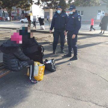 Infectată cu COVID, o femeie din Lechința se plimba prin Bistrița, FĂRĂ MASCĂ!