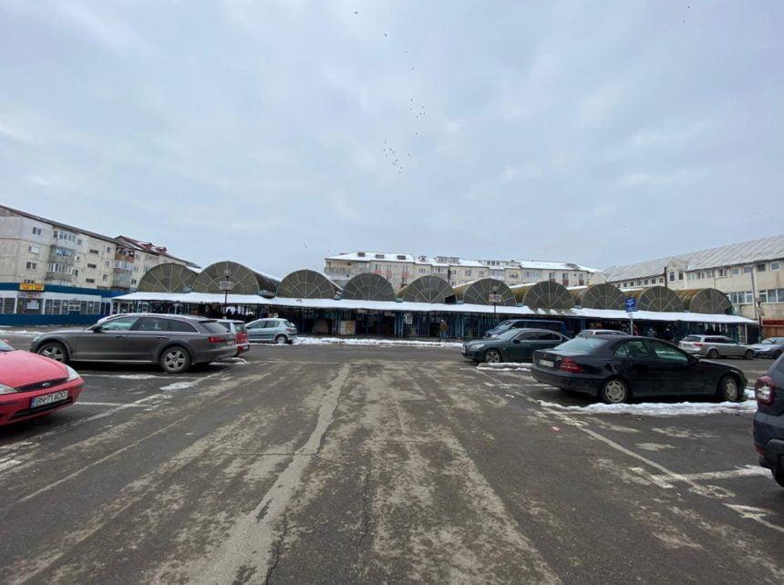 """Urmează """"mutilarea"""" Pieței Independenței-Nord pentru a face loc mașinilor?! Turc vrea acolo parcare"""