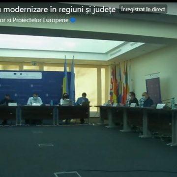 VIDEO – Radu Moldovan: Digitalizarea și proiectele de infrastructură date autorităților locale, calea spre dezvoltare! Bolojan îl susține!