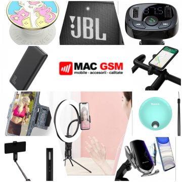 CONCURS – MAC GSM: TOP 10 gadgeturi utile care îți vor face viața mai ușoară