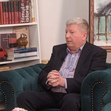 """VIDEO – Gheorghe Tuță, PNL: """"Vreau să mă implic. Mi-am dat seama că este nevoie"""""""