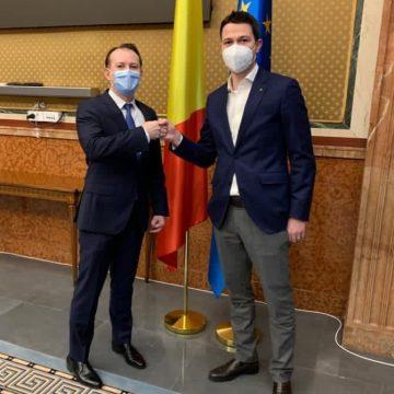 """Robert Sighiartău (PNL BN): """"Pesediștii bistrițeni au acum nerușinarea să lanseze scenarii"""""""