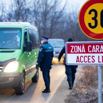 Stelian Dolha: Caratinarea comunei Ciceu Giurgești s-ar putea prelungi cu 7 zile!