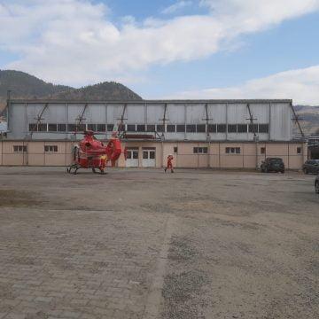FOTO/VIDEO: Copilă de 12 ani în stare gravă, la școala din Sângeorz Băi. A fost solicitat elicopterul SMURD