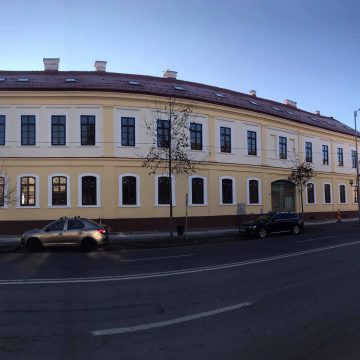 Școala Bisericii Ortodoxe, amenajată în fostul Liceu de Muzică, își deschide porțile în toamnă