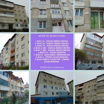 NĂSĂUD: Începe reabilitarea termică a blocurilor! AMICII Building a semnat contractul cu primăria