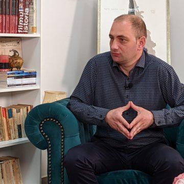 """VIDEO:  Primarul Eugen Bușcoi, despre o """"problemă foarte mare pentru comunitatea din Zagra"""""""