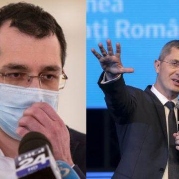 Vlad Voiculescu, demis! Dan Barna preia interimatul!