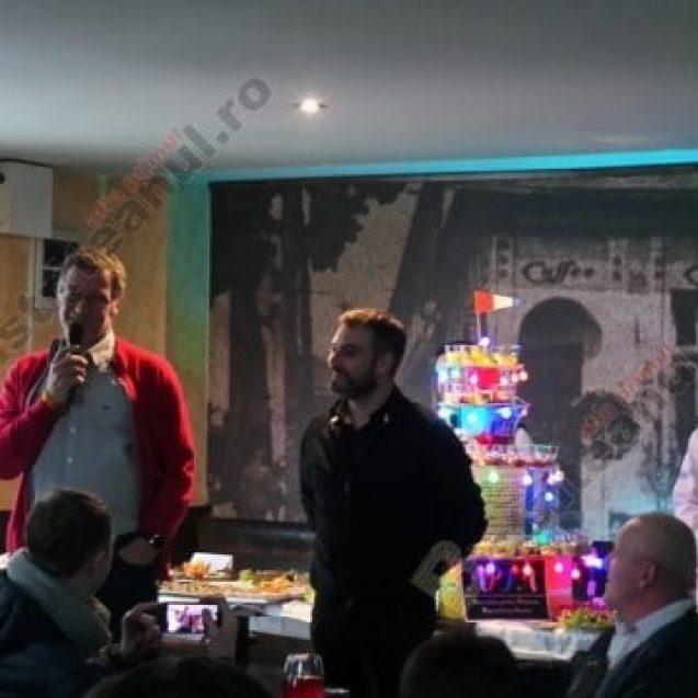 FOTO/VIDEO: Delicii franțuzești și premii surprinzătoare în Corso Café…